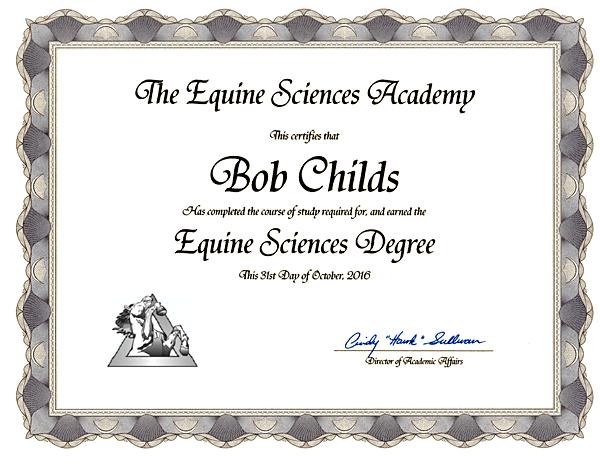 ESA Degree